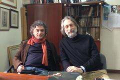 Giuseppe Schembri Bonaci and Ilia Galan