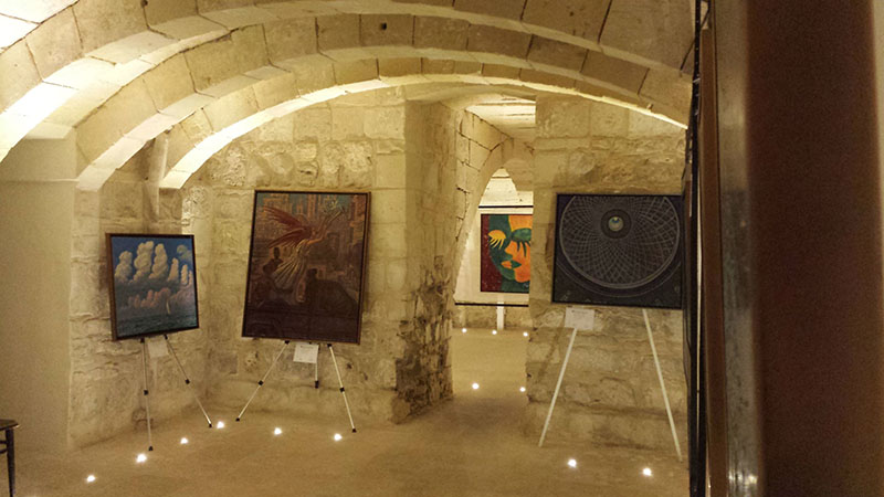 Mdina Cathedral Basement (2)